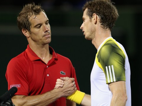Andy Murray hails 'unbelievable' Richard Gasquet after making Sony Open final