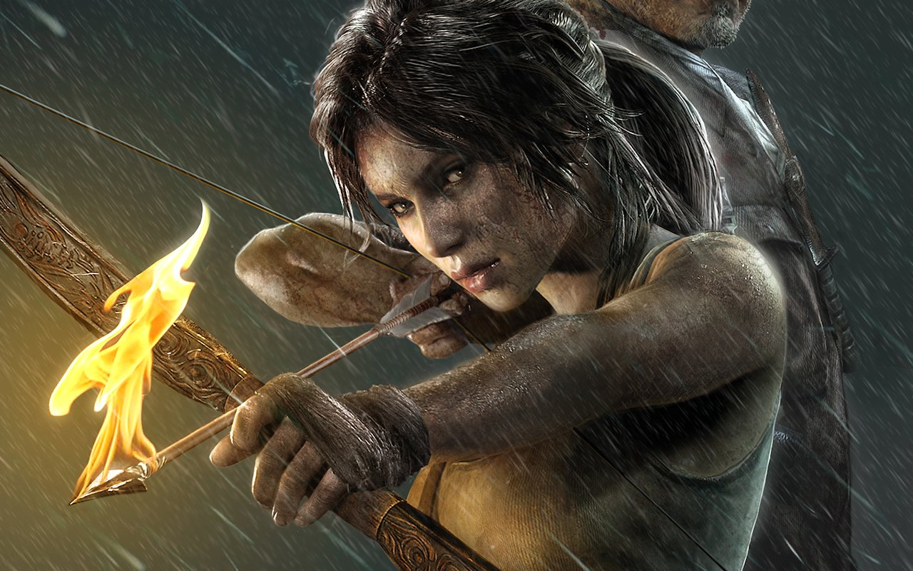 Tomb Raider - is it too action-packed?