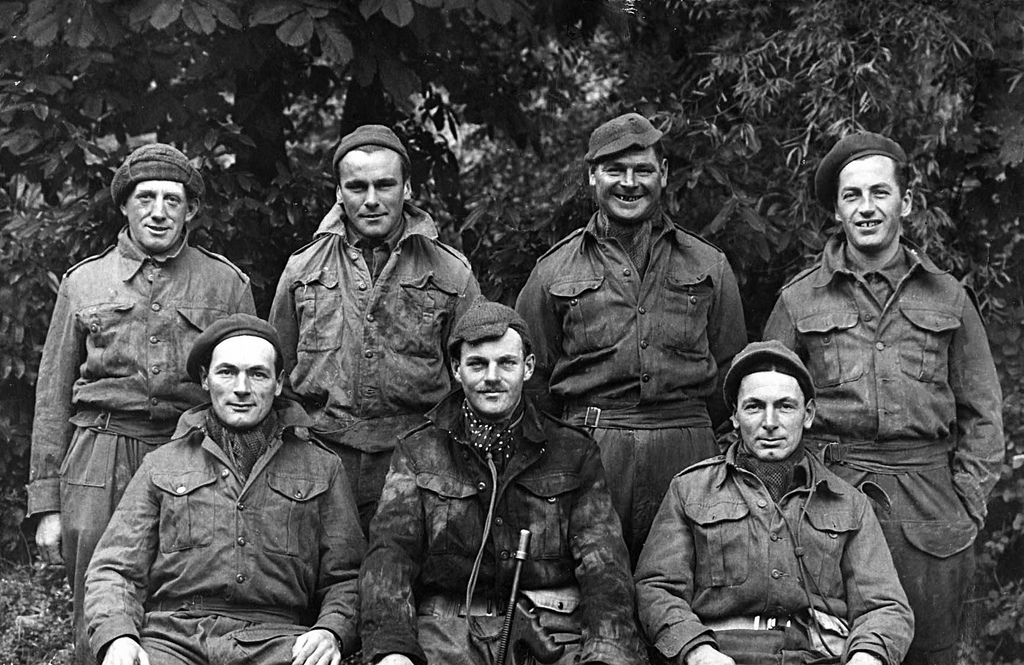 Churchill's secret army: The men ready to lay down their lives to fight Hitler