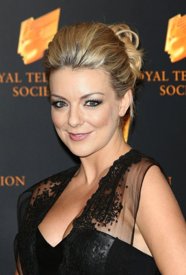 Sheridan Smith (Picture: Getty)