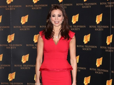 Melanie Sykes arrested and cautioned over assaulting her younger husband Jack Cockings