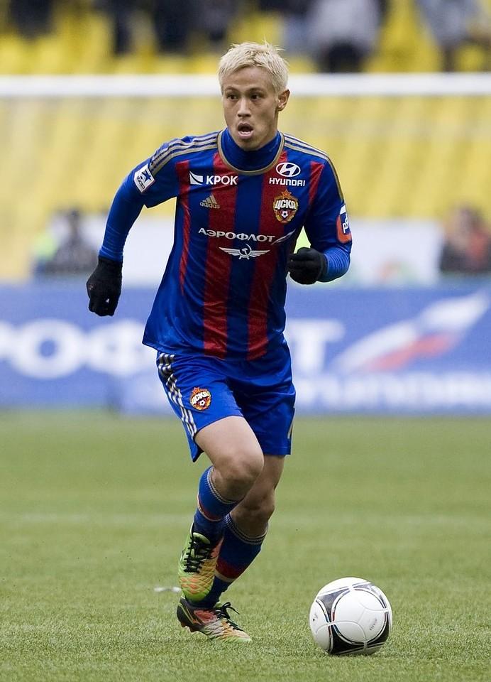 Liverpool eye pre-contract move for CSKA contract rebel Keisuke Honda