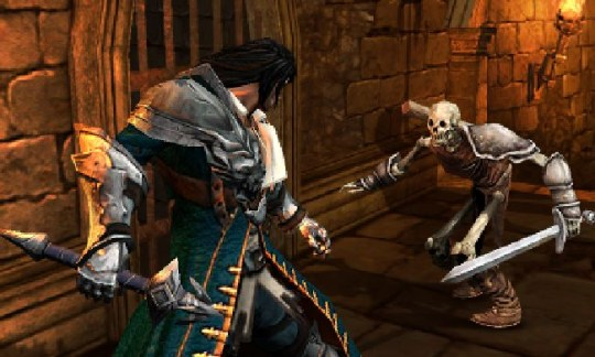 Castlevania: Lords Of Shadow - Mirror Of Fate – bringing an old franchise back from the dead