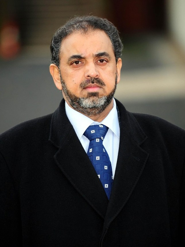 Lord Ahmed has been suspended by the Labour Party