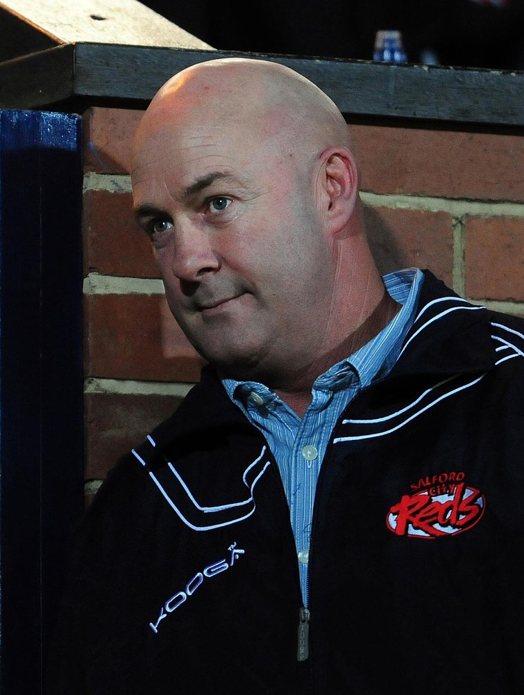 Phil Veivers has been sacked by Salford City Reds (Picture: PA)