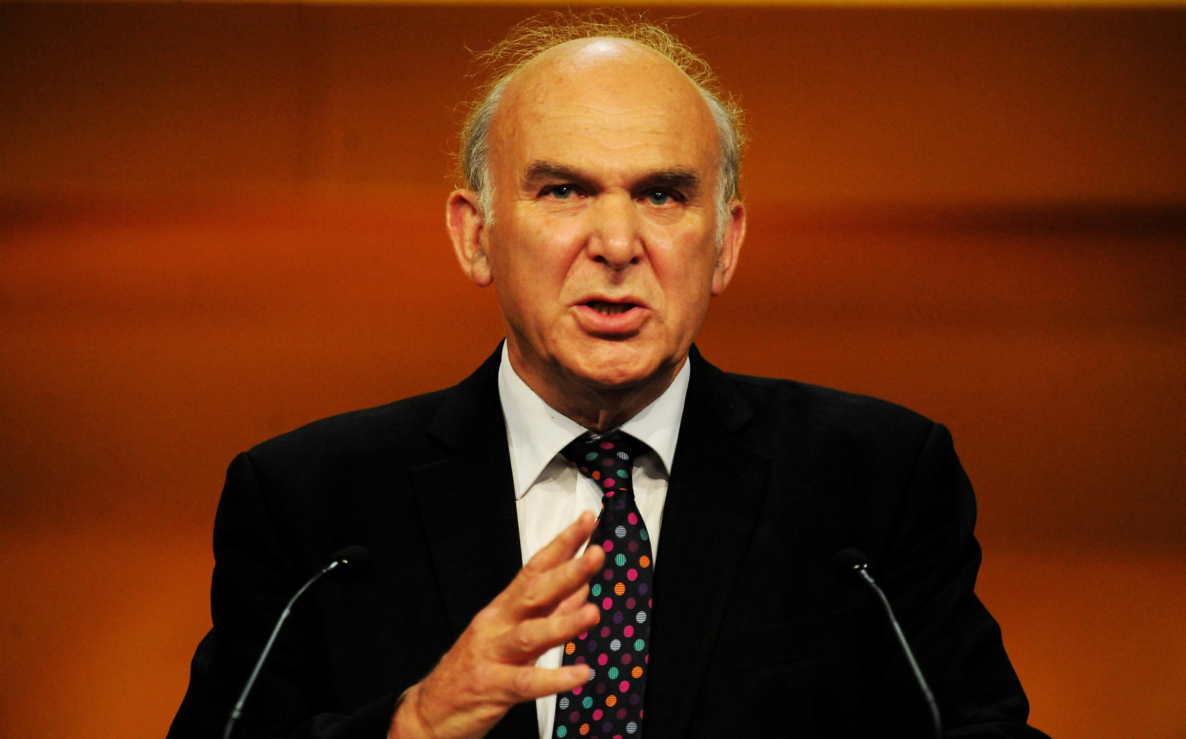 Vince Cable 'disappointed' as legacy of banking collapse lives on
