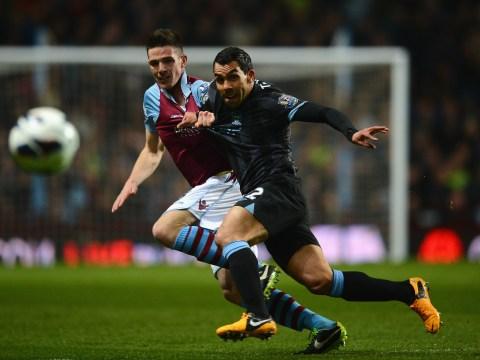 Gallery: Aston Villa v Manchester City – 4 March 2013