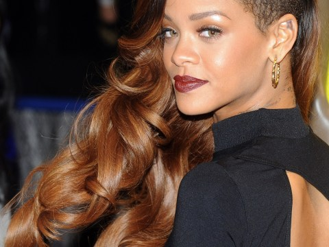 Gallery: Rihanna launches River Island collection in Oxford Street – 4 March 2013
