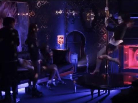 Emma Watson pole dances in The Bling Ring teaser trailer