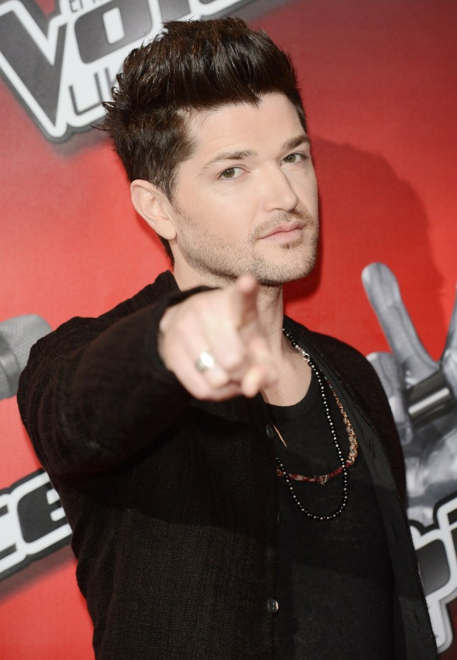 The Voice, Danny O'Donoghue