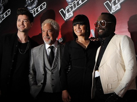Gallery: The Voice set to return to BBC as stars attend launch