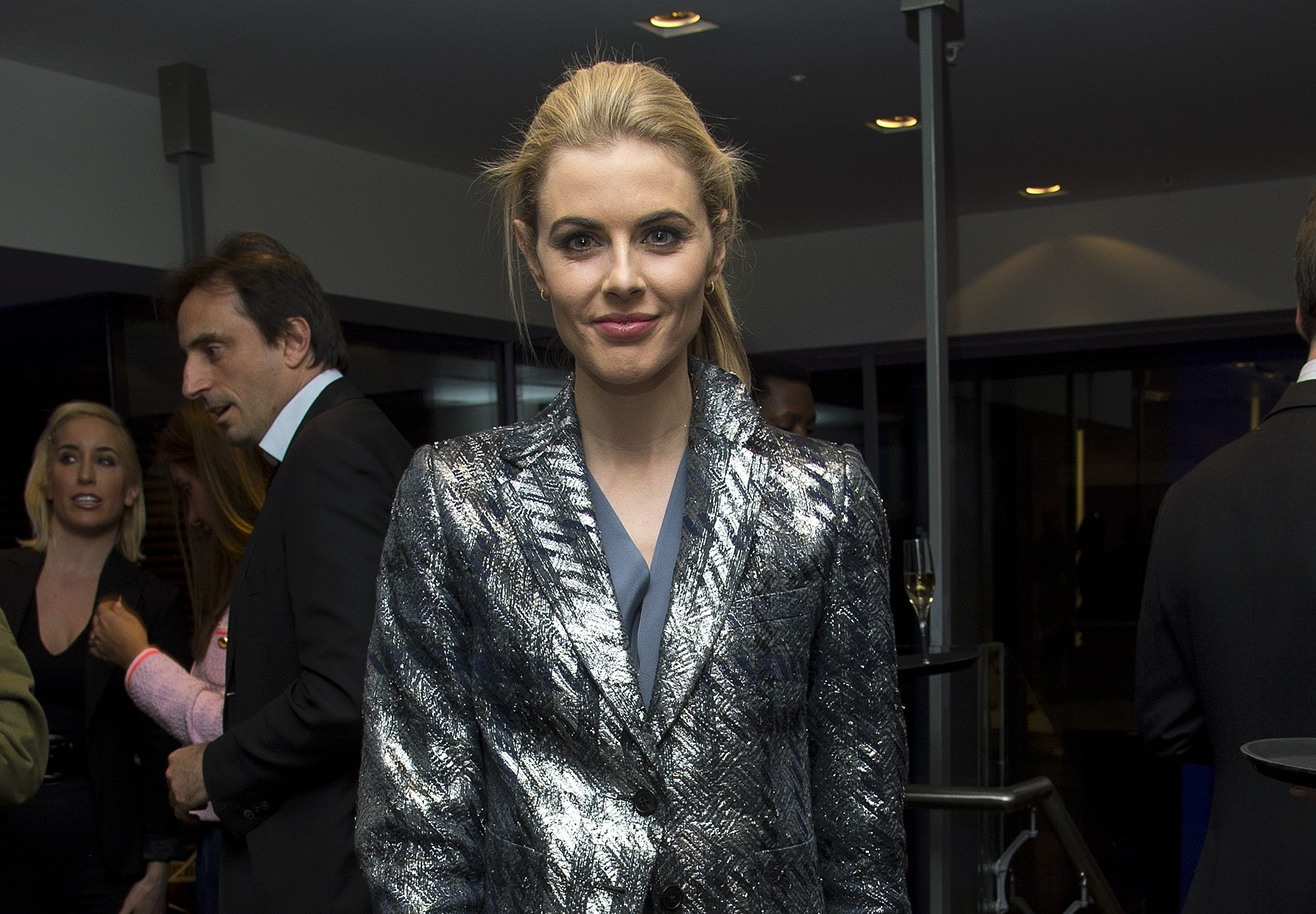 Donna Air likes Homeland's complex characters (Picture: Getty)