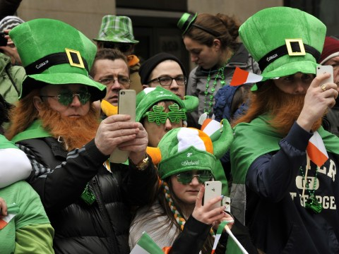 Gallery: New York St Patrick's Day Parade on 5th Avenue
