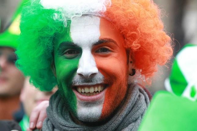 St Patrick's Day, Dublin