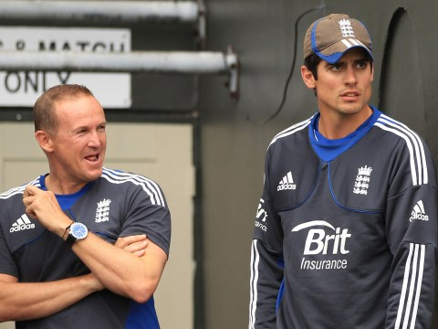 Andy Flower: Alastair Cook on the way to being a great England captain
