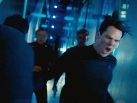 Star Trek Into Darkness trailer shows Benedict Cumberbatch vowing to walk over cold corpses