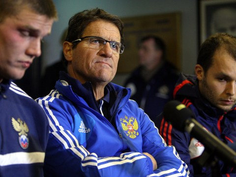 Fabio Capello reveals stress the reason for Sir Alex Ferguson's retirement