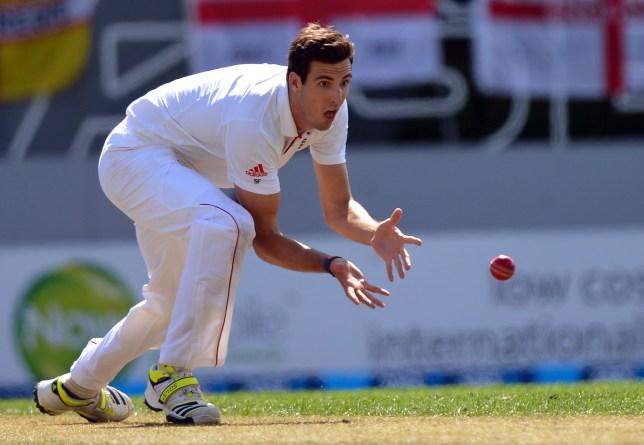 Cricket - Third Test - New Zealand v England - Day One - Eden Park