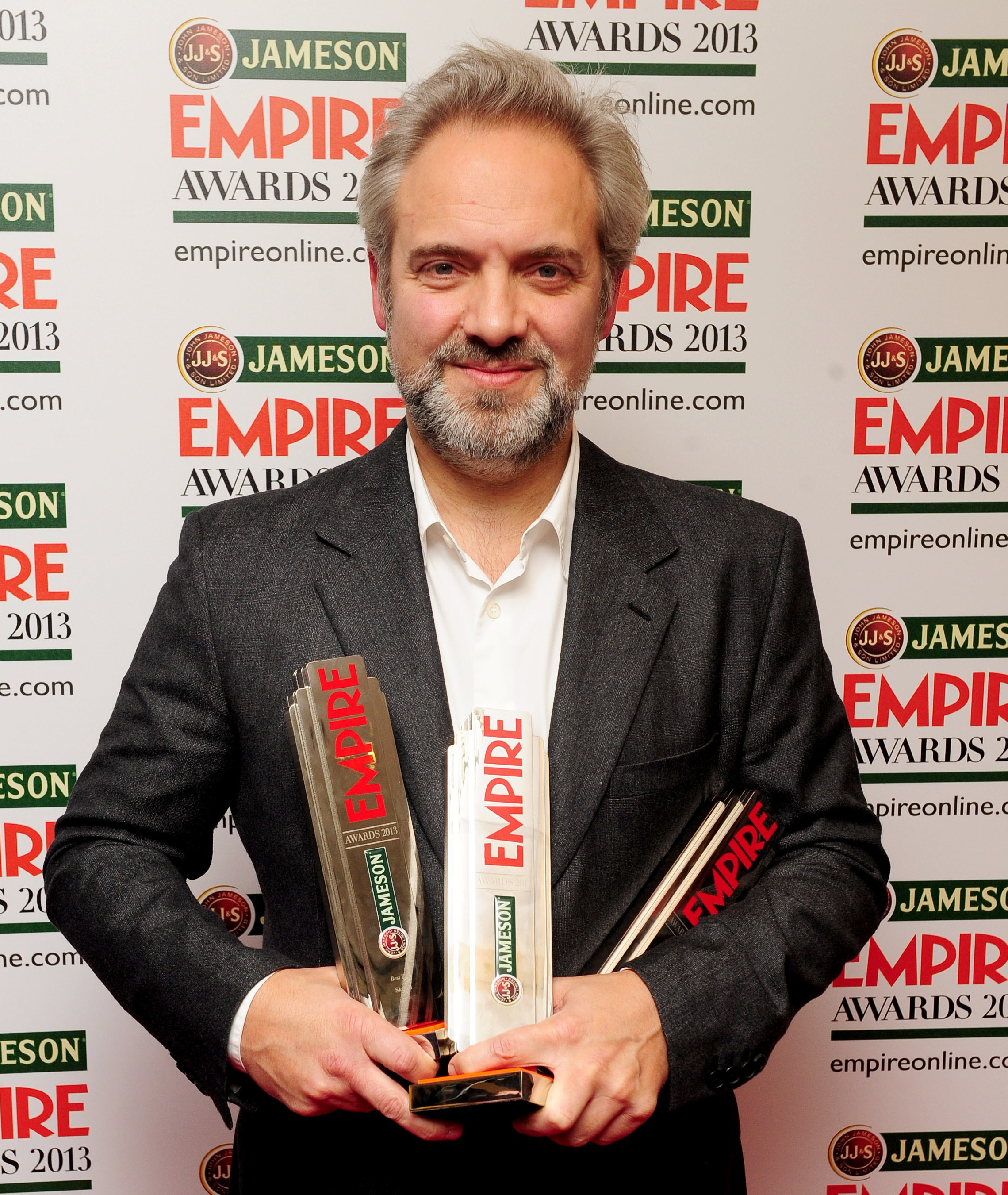 Sam Mendes was named Best Director and Empire Inspiration (Picture: Getty)