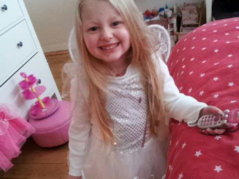 Tributes to 'beautiful' three-year-old whose buggy was blown into path of van