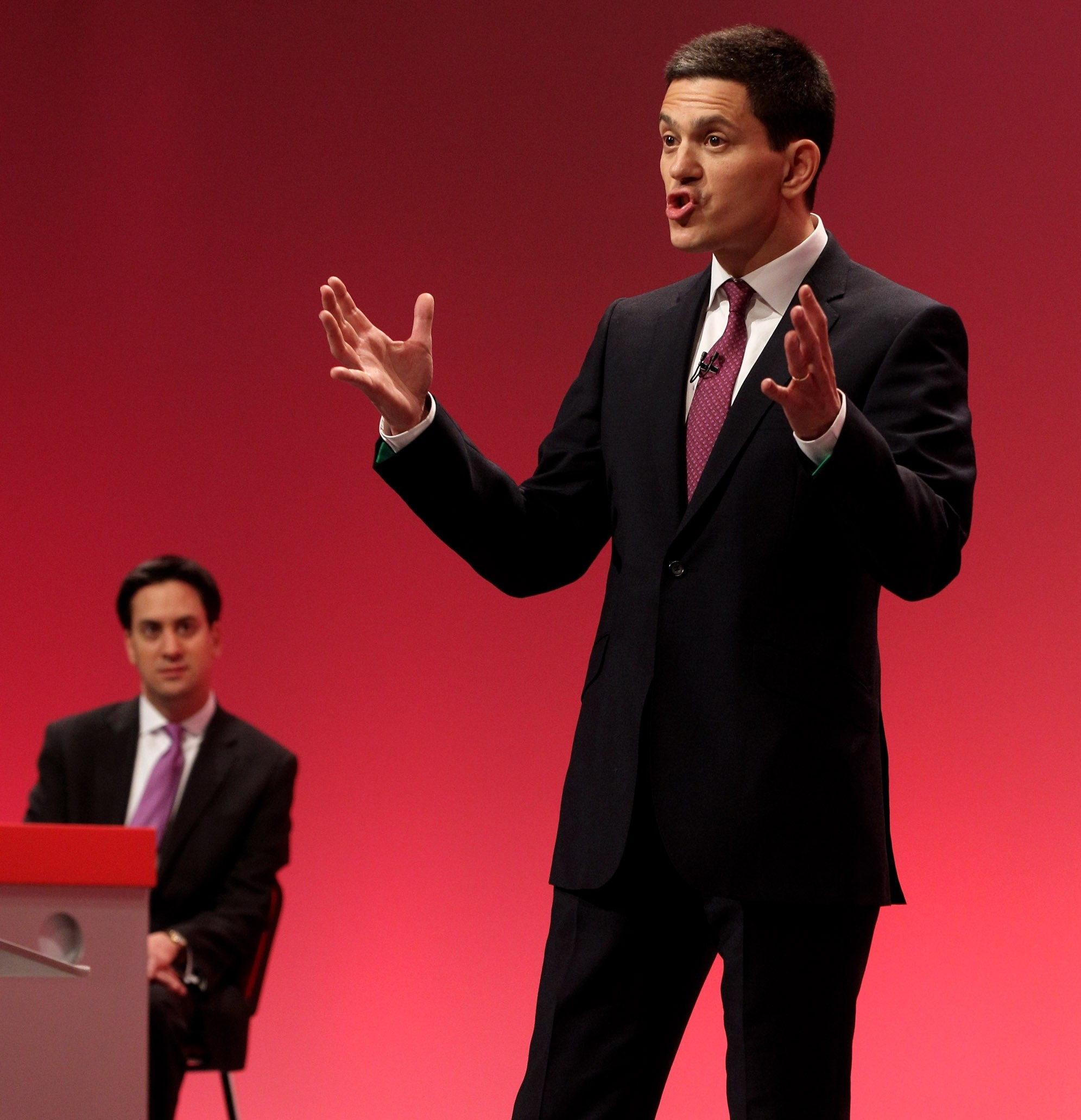 David Miliband To Step Down As MP