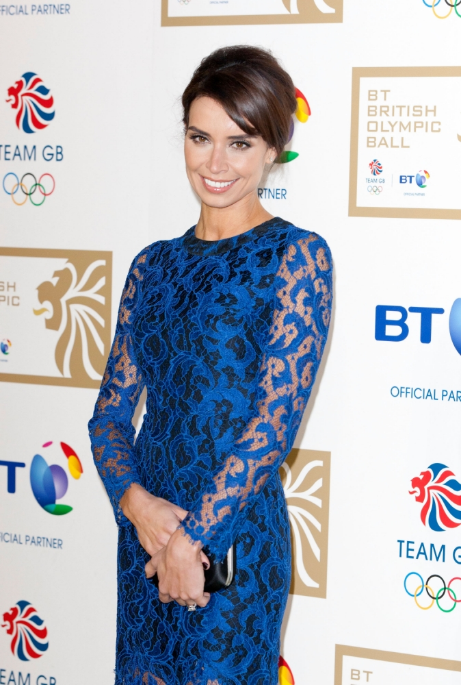 Christine Bleakley is reportedly in troubled waters (Picture: Getty)