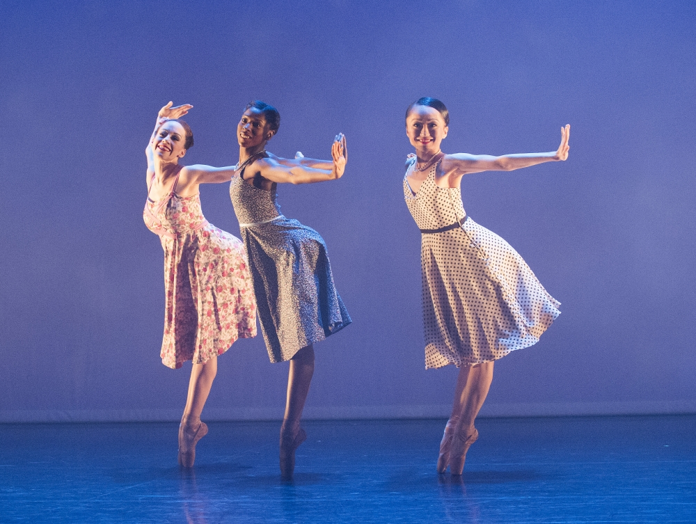 Ballet Black at Linbury Studio Theatre: Choreography was out of step with the dancers' talent