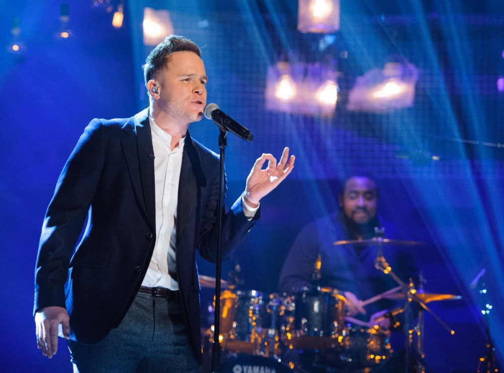 Olly Murs releasing brand new single Kiss Me next week