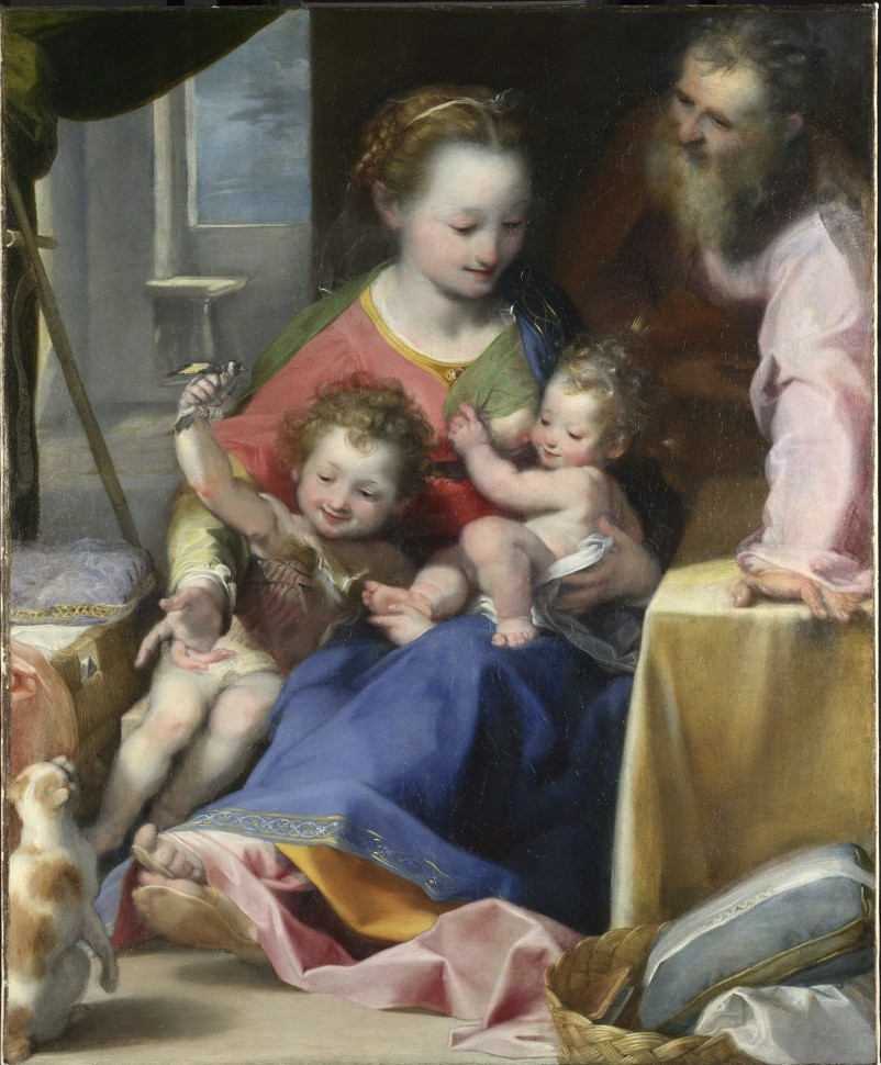 Federico Barocci: Brilliance And Grace at the National Gallery is a seductive look at the Italian master