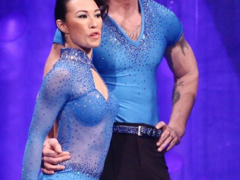 Dancing On Ice: Gareth Thomas leaves the show after skate-off is cancelled because of his illness