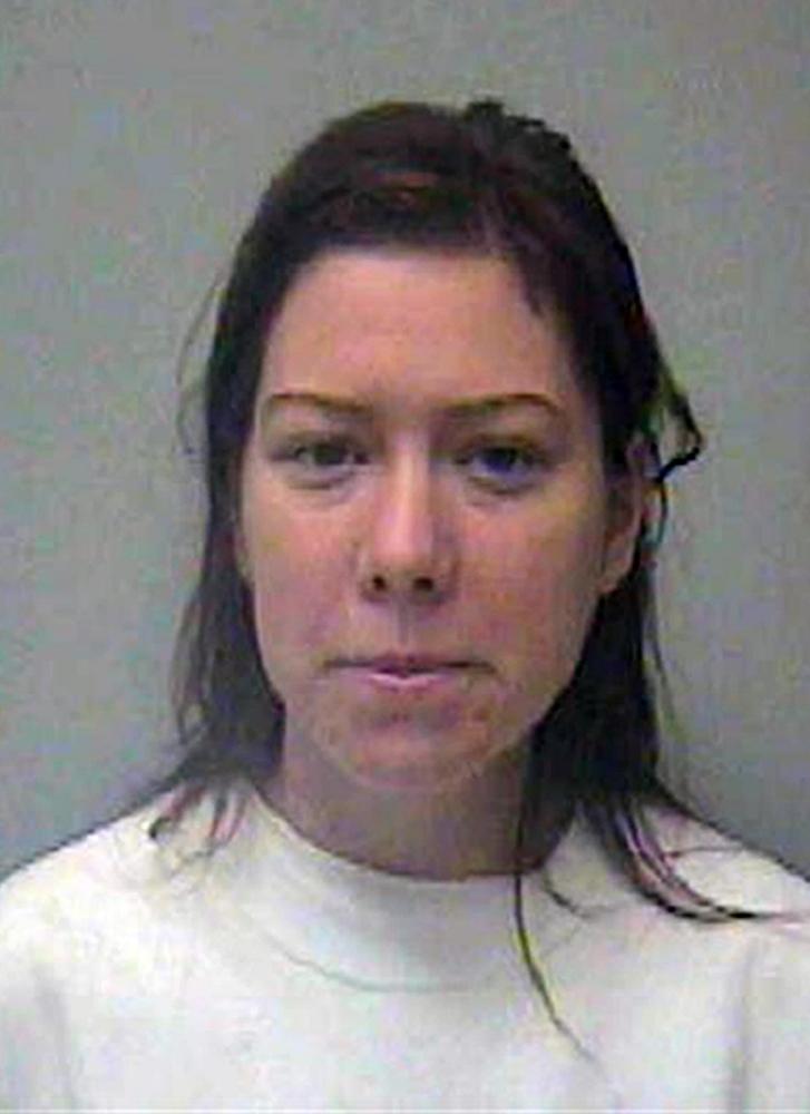 Nicola Edgington virtually decapitated Sally Hodkin