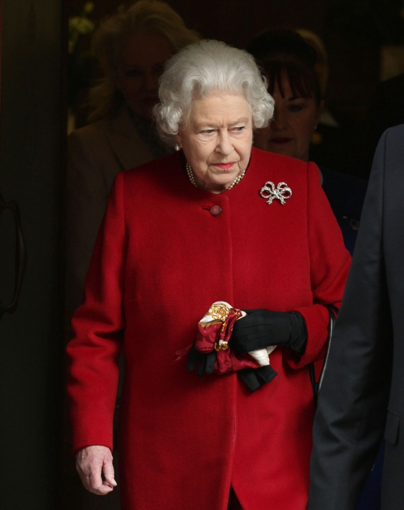Queen's travel plans under review as she pulls out of controversial Commonwealth summit