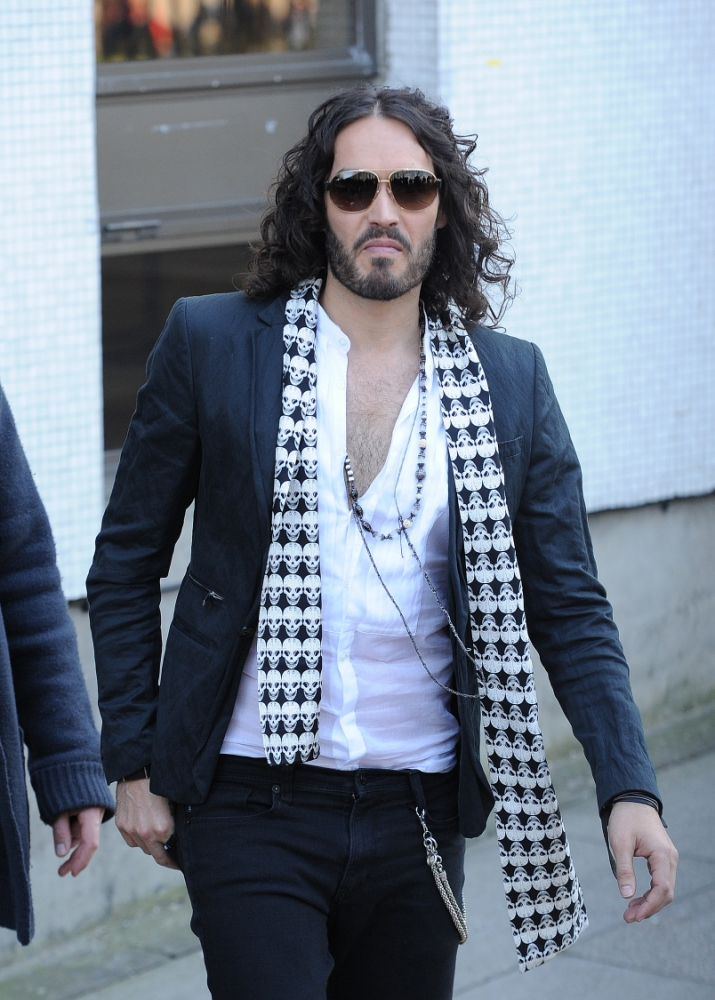 Russell Brand: 'Shaved horse' Macaulay Culkin stopped me from scoring with Mila Kunis
