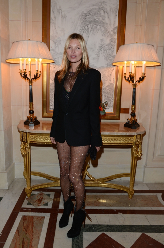 Kate Moss helps single Naomi Campbell get over heartbreak with night out