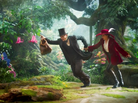 Oz the Great and Powerful storms to No.1 at US box office
