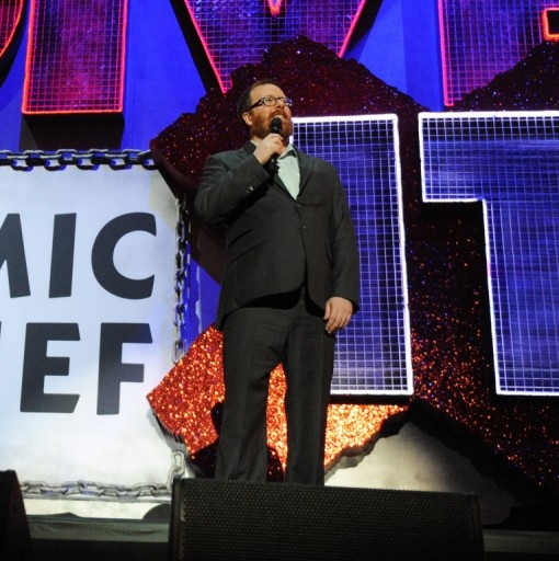 Comic Relief issues apology over Frankie Boyle's controversial charity gig jokes
