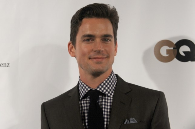 NEW ORLEANS, LA - FEBRUARY 02:  Actor Matt Bomer attends the Super Bowl party sponsored by Lacoste and Mercedes-Benz at The Elms Mansion on February 2, 2013 in New Orleans, Louisiana.  (Photo by Gustavo Caballero/Getty Images for GQ)
