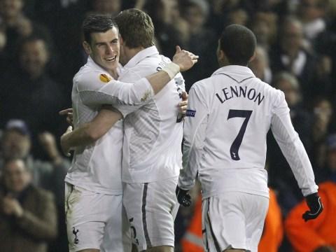 Europa League: Tottenham demolish Inter Milan as Gareth Bale does it again
