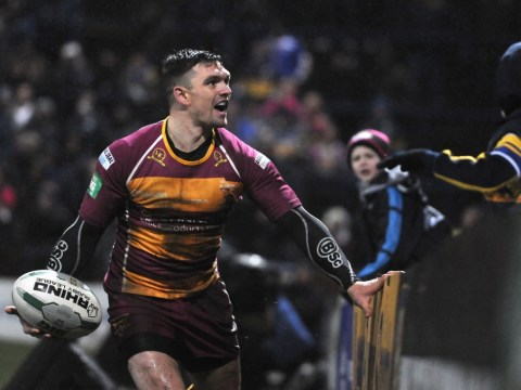 Rugby League round-up: Huddersfield stay top with victory over Leeds
