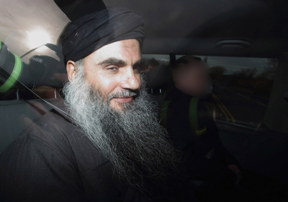 Abu Qatada's bail bid rejected as judge rules his 'risk to national security is undiminished'
