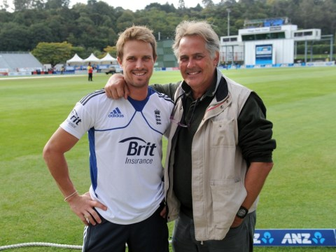 Nick Compton: Having Dad in New Zealand is so special