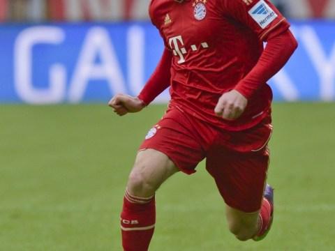 Franck Ribery injury gives Arsenal Champions League hope