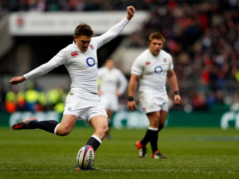 Toby Flood stays alert to keep England's Grand Slam hopes alive