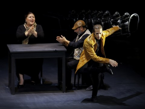 Farruquito and Israel Galván's fancy flamenco footwork pushes the limits
