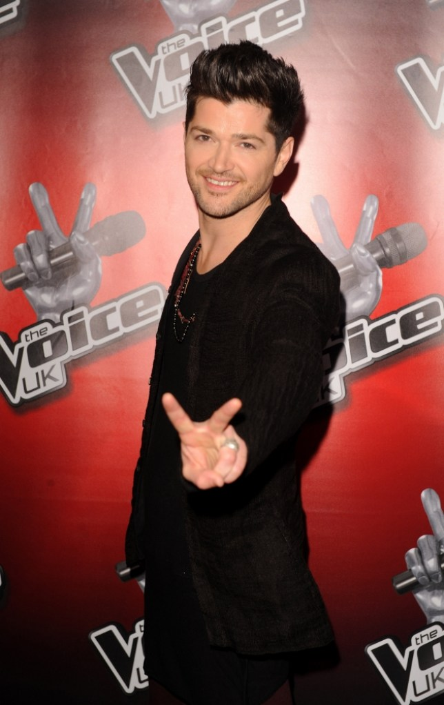 EMBARGOED TO 0001 TUESDAY MARCH 12 Coach Danny O'Donoghue at the launch of latest series for the BBC talent show, The Voice, at the Soho Hotel in London. PRESS ASSOCIATION Photo. Picture date: Monday March 11, 2013. Photo credit should read: Ian West/PA Wire
