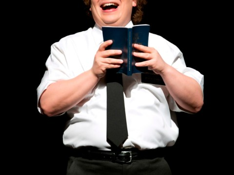 Book Of Mormon musical from South Park creators is a foul-mouthed delight