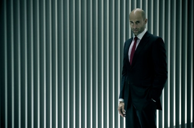 Mark Strong in Welcome To The Punch (Picture: File)