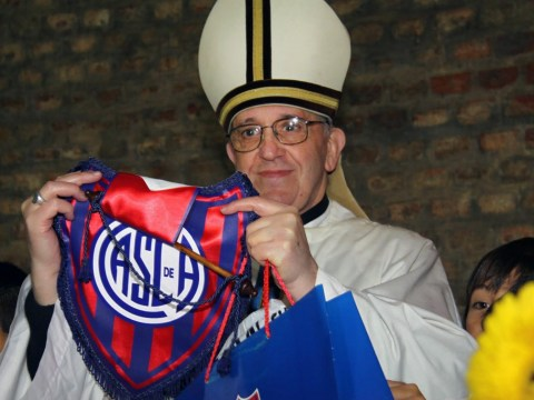 New Pope Francis I outed as San Lorenzo season ticket holder