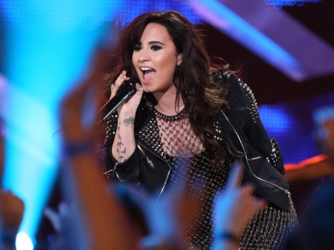 Demi Lovato blows off about Simon Cowell's personal grooming