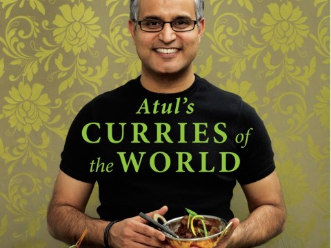 Spice up your life with chef Atul Kochhar's cookbook, Atul's Curries Of The World